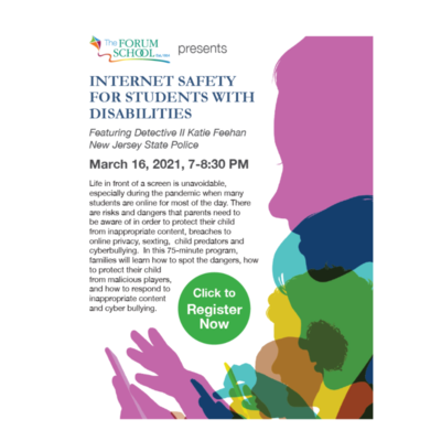 Internet Safety for Students With Disabilities