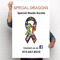 Special Dragons Karate for Children with Autism and other Special Needs (Goes VIRTUAL!!!)